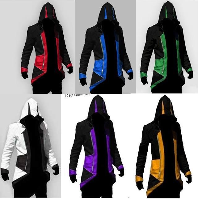 เสื้อแจ๊สเก๊ตยาว Assassin Creed (พรีออร์เดอร์)