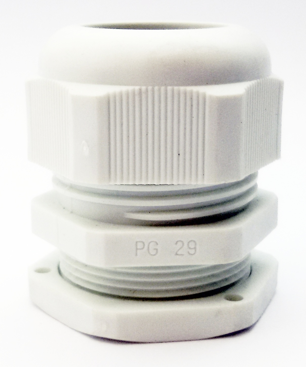 LOBO ELECTRIC CABLE GLAND PG29 18 - 25 mm. สีขาว