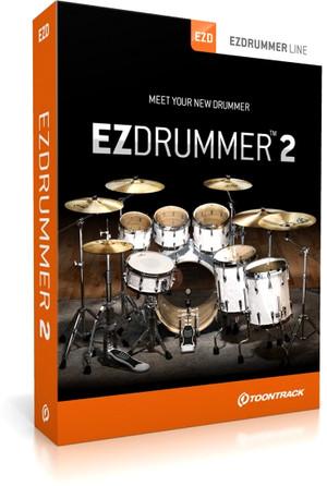Toontrack EZ Drummer 2 Ver.2.0.2 ตัวหลัก