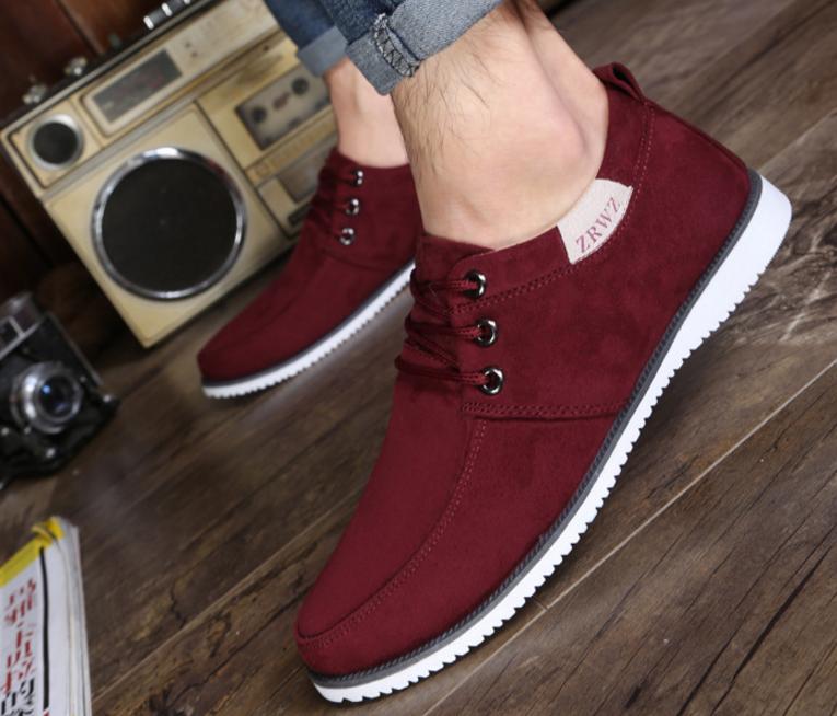 รองเท้าผ้าใบชาย