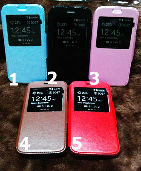 Flip case Diamond for Samsung Galaxy S5