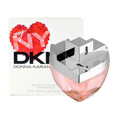 น้ำหอม DKNY MY NY DONNA KARAN NEW YORK EAU DE PARFUM ขนาดทดลอง 7ml