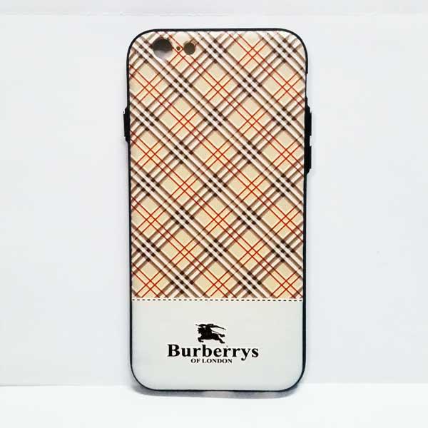 เคสไอโฟน 6/6s Burberrys ลายพิมพ์นูน