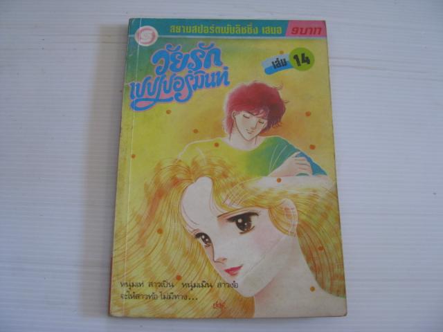 วัยรักเปปเปอร์มินท์ เล่ม 14 มาเอดะ เอตสุโกะ เขียน
