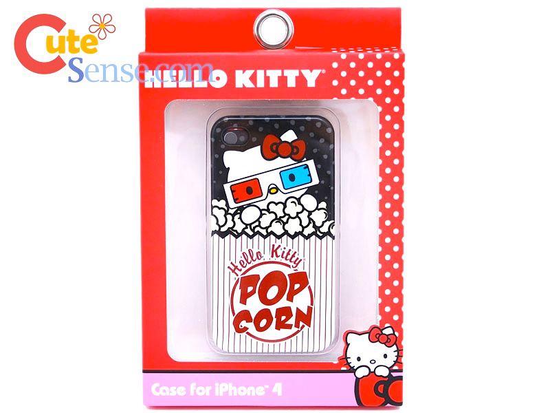 Hello Kitty Popcorn สำหรับ iphone4/4s
