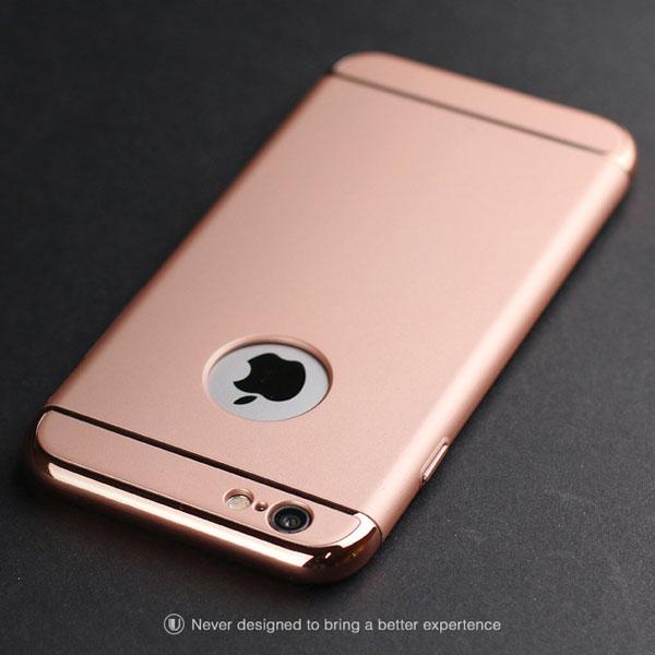 เคสไอโฟน 6+/6S+ สีพิ้งโก