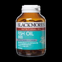 Blackmores Fish Oil 1000 mg ขนาด 80 แคปซูล