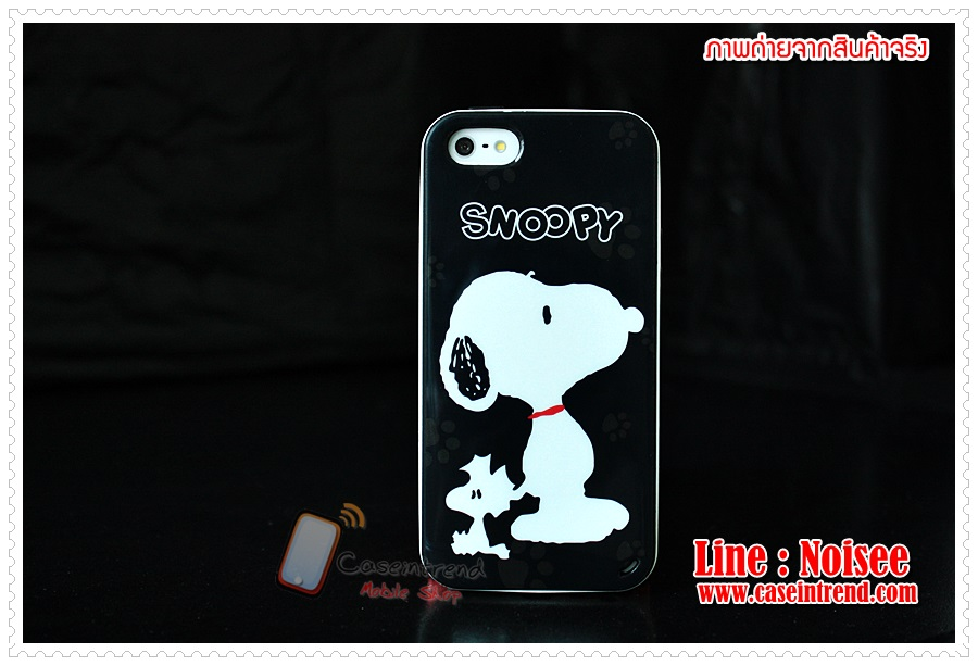 เคส iPhone5/5s - Snoopy