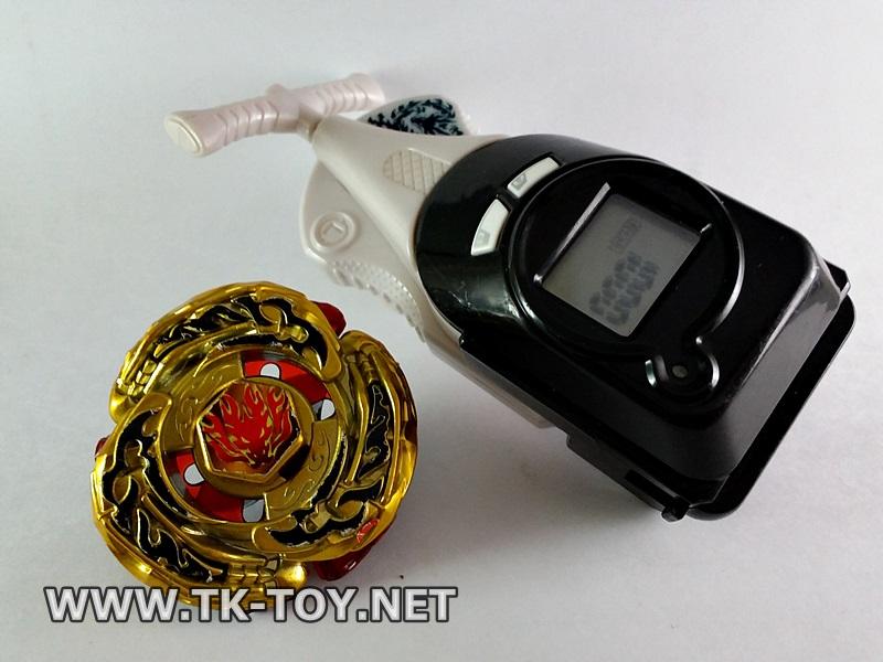 TAKARA TOMY L-Drago Destroy [Gold Armoured] Metal 4D