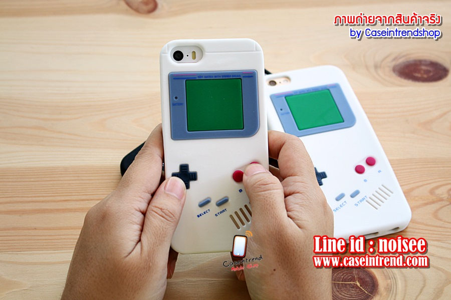 เคส iPhone 5/5s - Gameboy