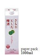 Choya เหล้าบ๊วยญี่ปุ่น ขนาด 1000 ml