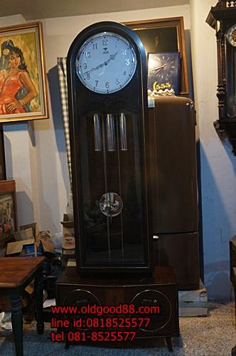 นาฬิกาตั้งพื้นmoathe 3ถ่วง ขาทีวี รหัส27560mt
