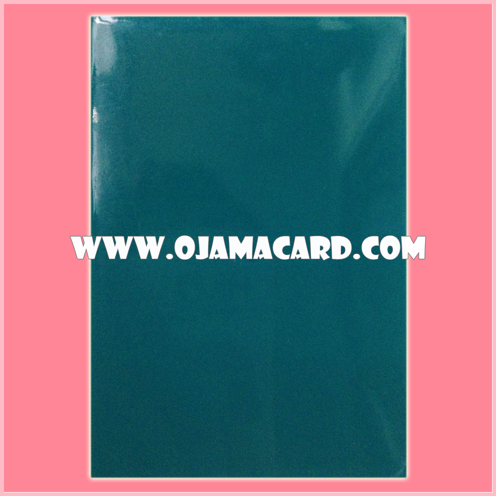 Small Size Card Protector / Sleeve - Viridian [Used] x1