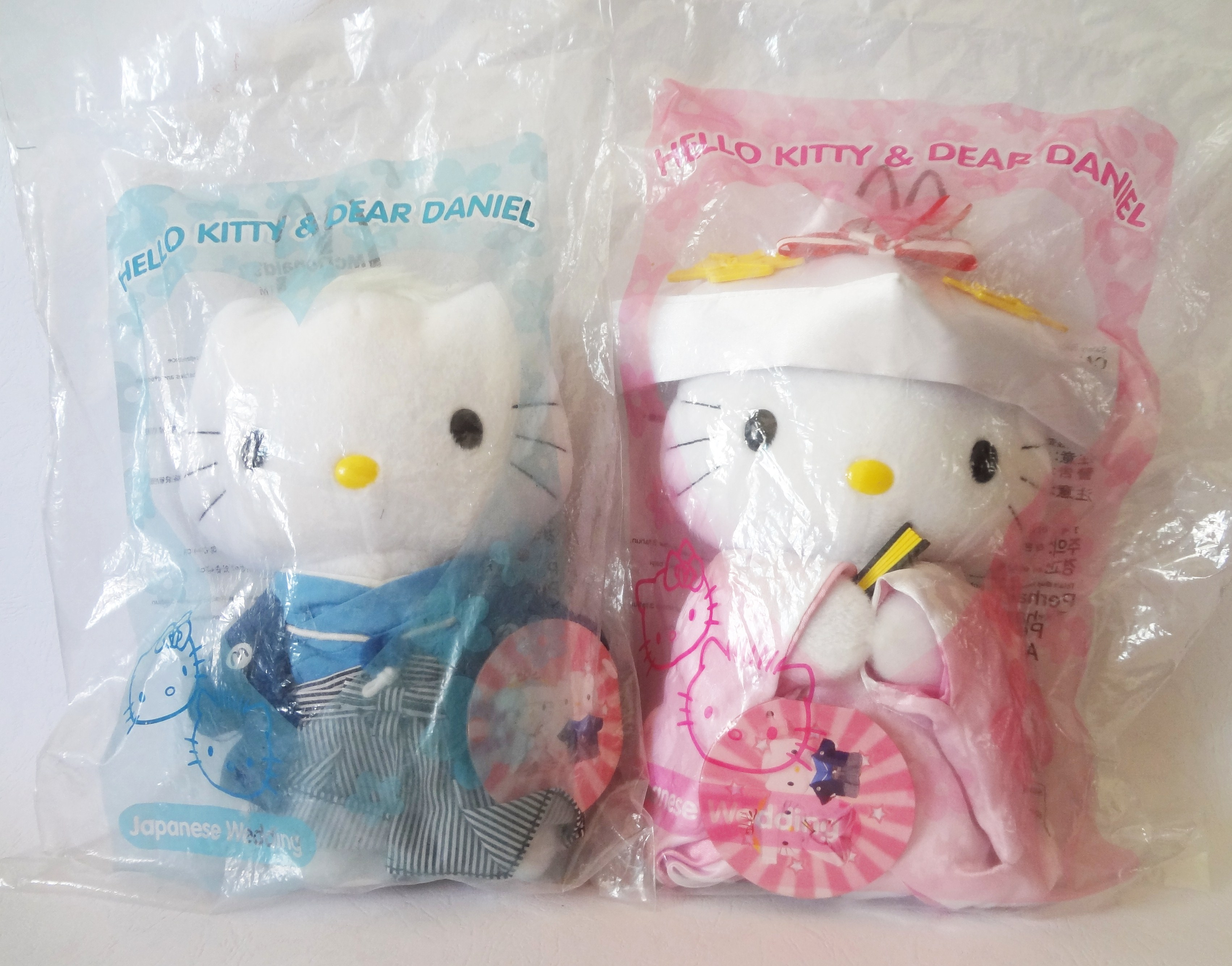 ตุ๊กตา Hello Kitty - Japanese Wedding