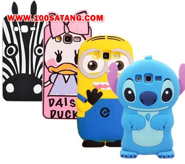 (006-023)เคสมือถือซัมซุง Grand Prime เคสนิ่มการ์ตูน 3D น่ารักๆ