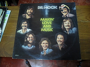 dr.hook .....makin love and music