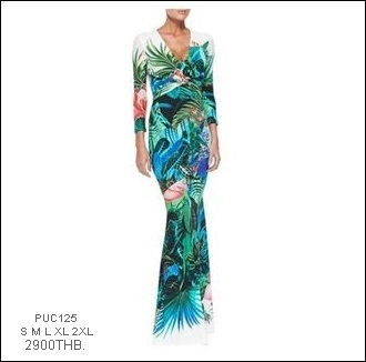 PUC125 Preorder / EMILIO PUCCI DRESS STYLE