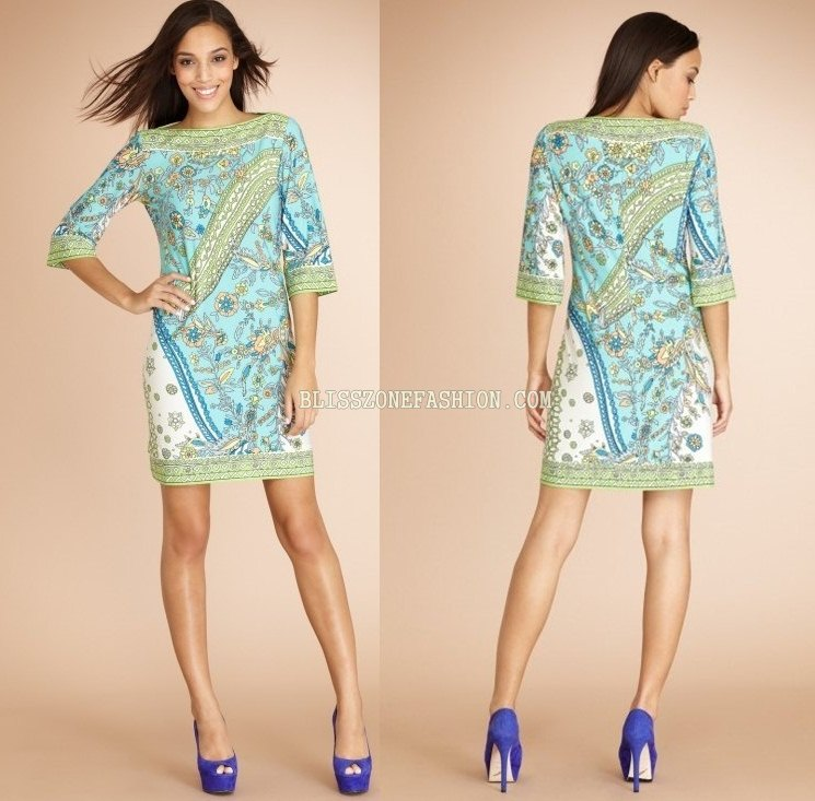 PUC44 Preorder / EMILIO PUCCI DRESS STYLE