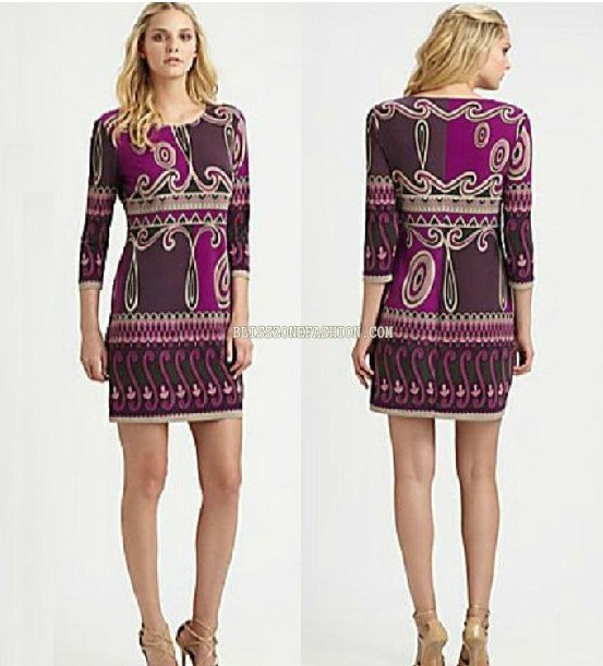 PUC49 Preorder / EMILIO PUCCI DRESS STYLE