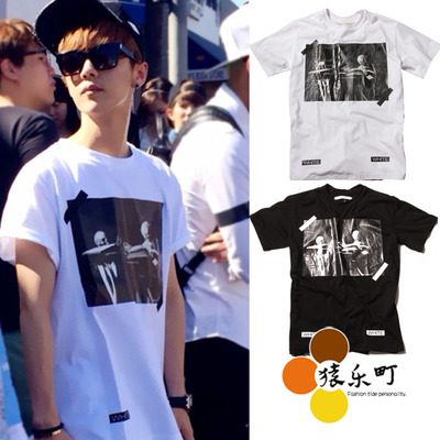T-shirte EXO PYREX Tee off white 13 -ระบุไซต์ / สี -