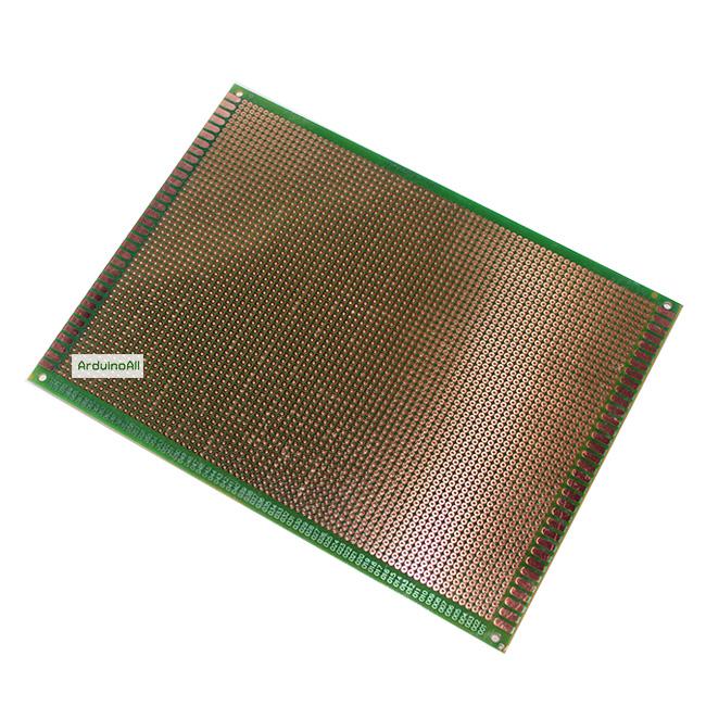 แผ่นปริ๊นอเนกประสงค์สีเขียวอย่างดีแบบ 1 หน้า ขนาด 20x15 cm