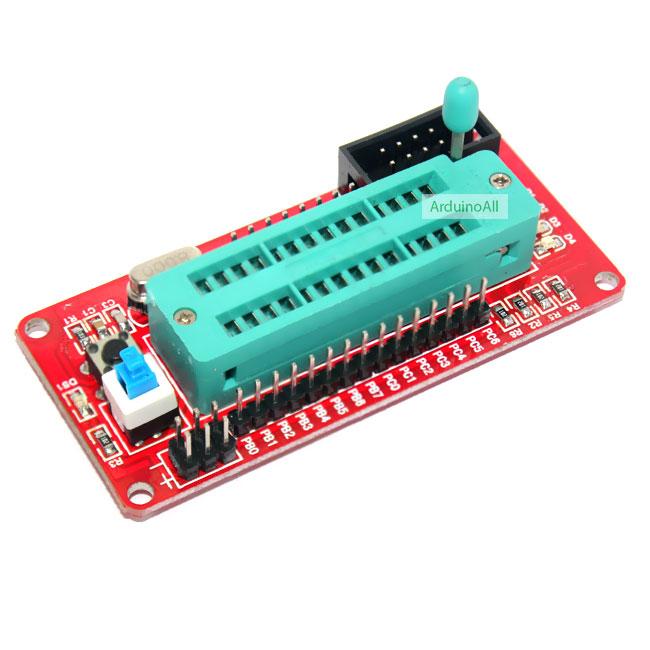 Arduino Uno Mini System Atmega328 Development บอร์ดทดลอง Arduino อเนกประสงค์