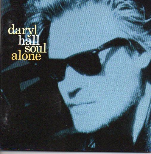 CD,Used,Daryl Hall -Soul Alone(Japan)