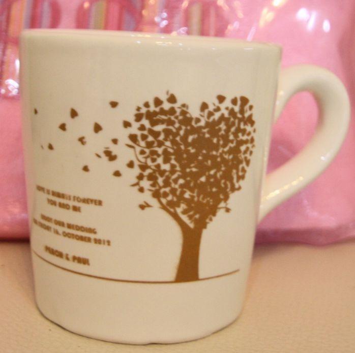 ของชำร่วยแก้วสกรีนต้นไม้แบบที่ 1 (สกรีน 1 สี)