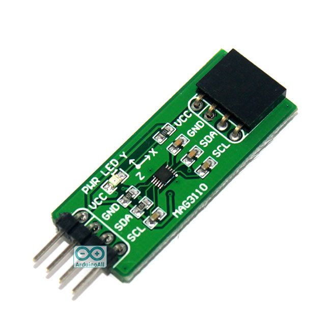 MAG3110 electronic compass module three axis