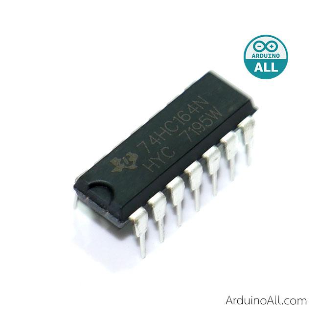 IC 74HC164N DIP 74HC164 8-bit serial input and output shift register