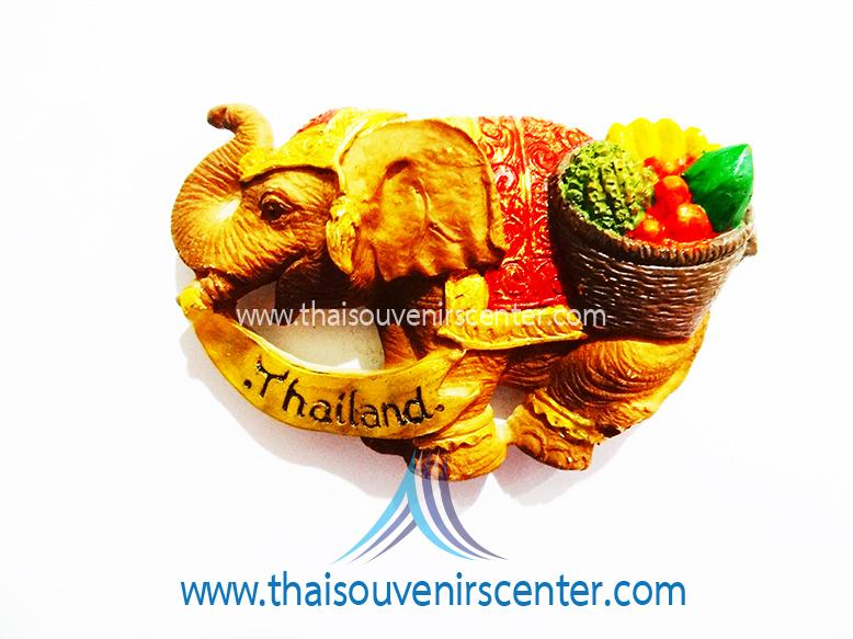 ที่ติดตู้เย็น ช้างไทย แบบ 124