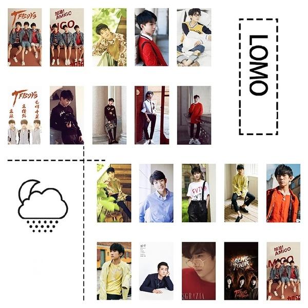 Lomo 20 รูป / TF BOYS