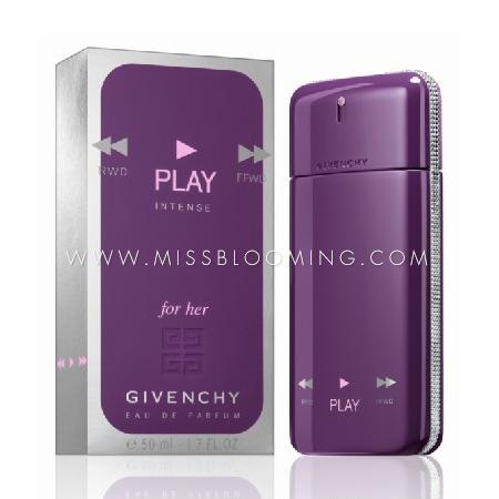 น้ำหอม Givenchy Play Intense For Her 75ml l Tester กล่องขาว