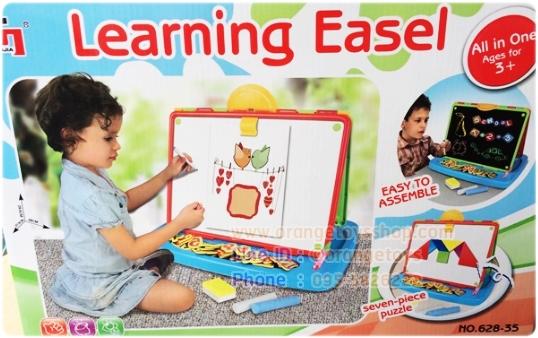 กระดานวานเขียน 2 ด้าน Learning Easel 628-35