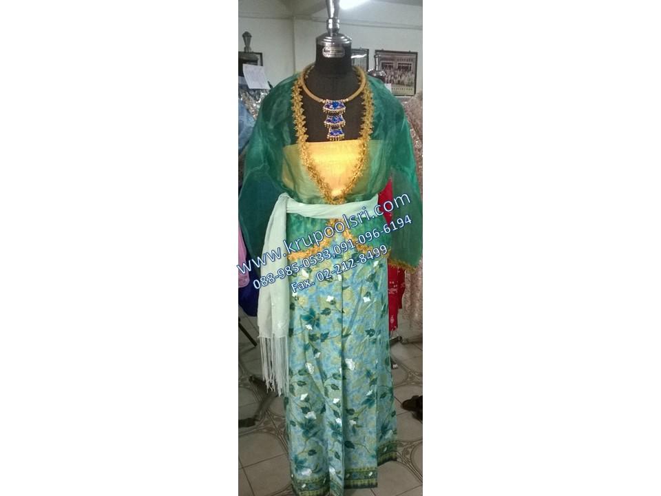 ชุดอินโดนีเซีย หญิง - 06