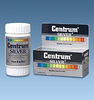 Centrum Silver (60 tabs) สำหรับผู้ที่มีอายุ 50 ปีขึ้นไป