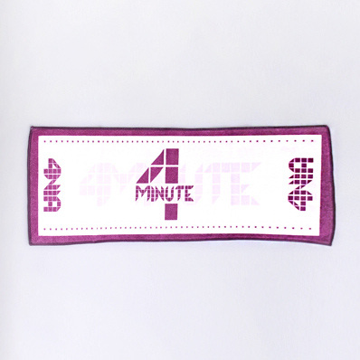 [Pre] 4Minute : Official Slogan