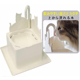 CattyMan น้ำพุ เครื่องให้น้ำแมว720มล