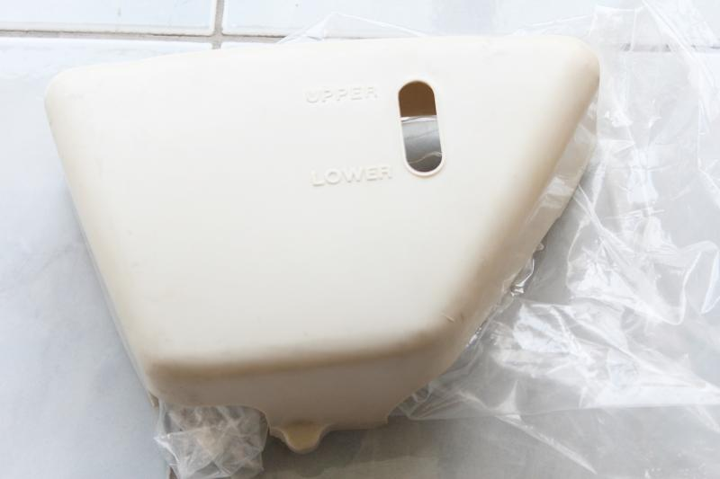 ฝากระเป๋า (ฝาครอบแบตเตอรี่) ลิตเติ้ล P25 P50 แท้ใหม่