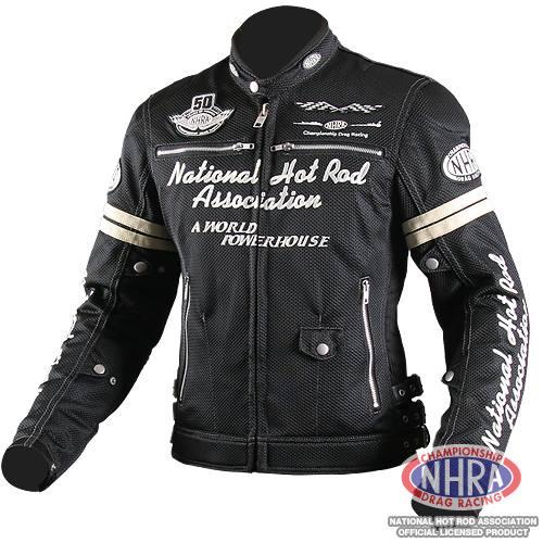 เสื้อการ์ด NH-KJ3 MESH JACKETS (ผู้หญิง) #สีดำ/สีครีม