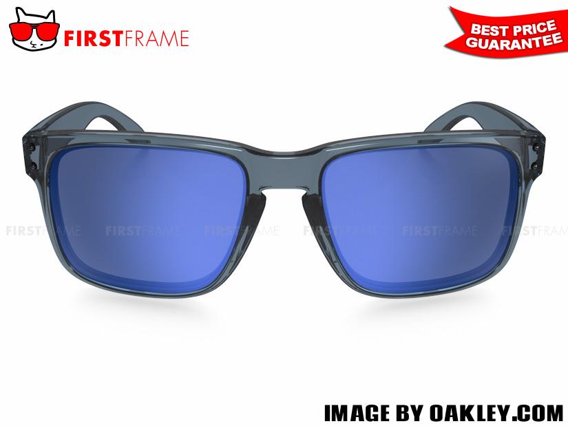 แว่นกันแดด OAKLEY OO9244-13 HOLBROOK (ASIA FIT) 2