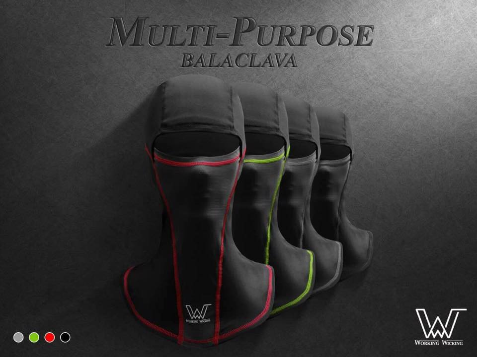 โม่ง Working Wicking Multi-Purpose Balaclava (เปิดหน้าได้)