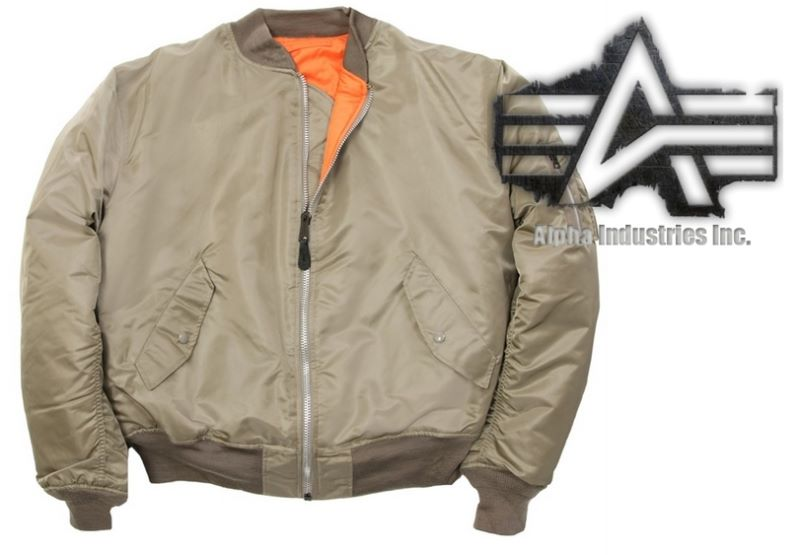 Jacket MA-1 Flight