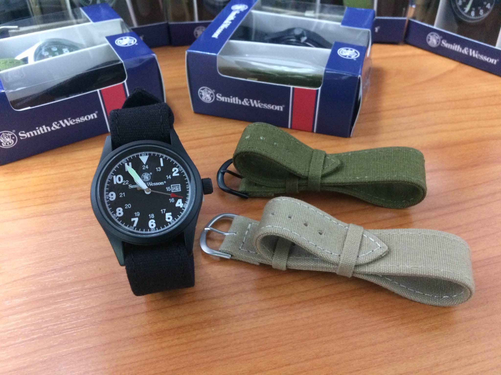 นาฬิกา Smith & Wesson
