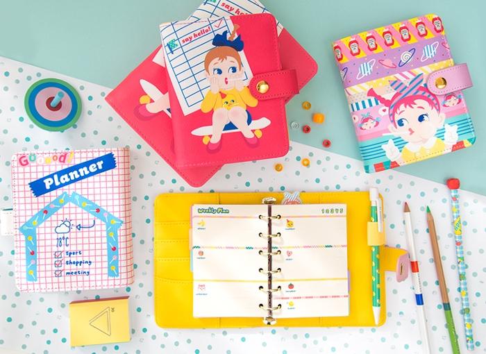 สมุดไดอารี่ Bentoy Girl Diary A7