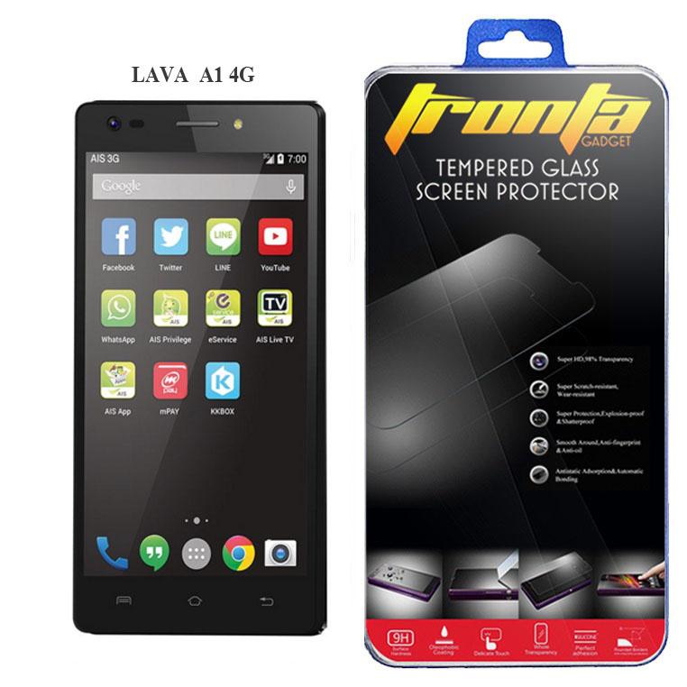 ฟิล์มกระจก Tronta AIS LAVA A1 4G 5.0