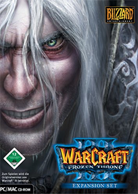 Warcraft III ( 1 DVD )