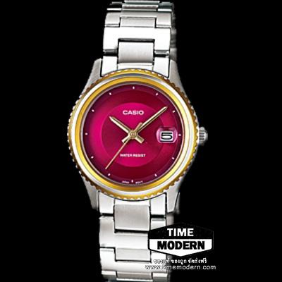 นาฬิกา Casio Standard Analog-Ladies รุ่น LTP-1365D-4EDF