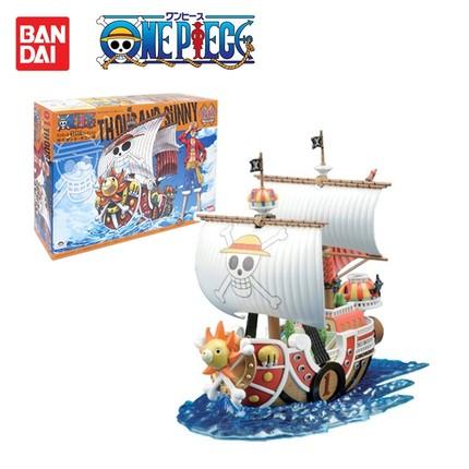 GRAND SHIP COLLECTION 01 THOUSAND SUNNY (ของแท้ลิขสิทธิ์)