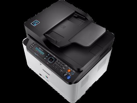 Samsung Xpress SL-C480FW Color Laser Multifunction Printer (SS256H) - Print, copy, scan, fax